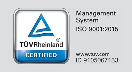 meditest certifiee iso 9001 par TUV France